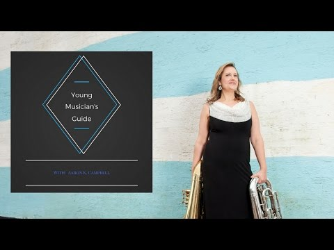 Young Musicians Guide Podcast S1E8 - Dr. Joanna Ross Hersey