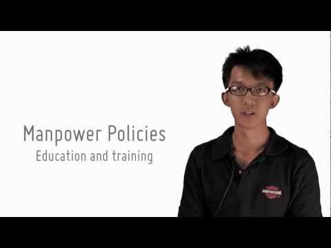 Manpower Policies