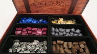 [EL1111] Unboxing: Treasure Chest + Mani di KIRIA