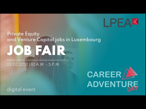 Job Fair Attracting New Talents to Luxembourg and to Private Equity
