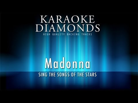 Madonna - Express Yourself (Karaoke Version)