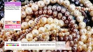 JewelleryMaker LIVE 16/02/18 - 6-10pm