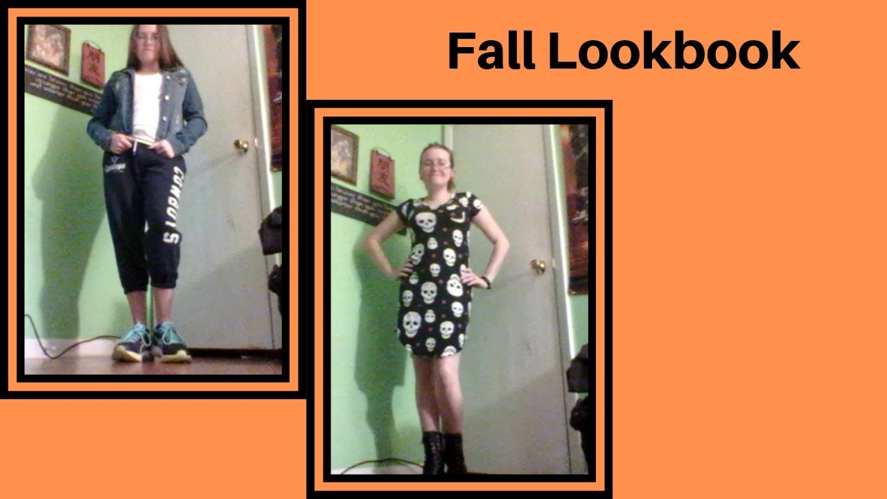[VIDEO] - Fall Lookbook 2019 | Fall 2019 Outfit Ideas 9