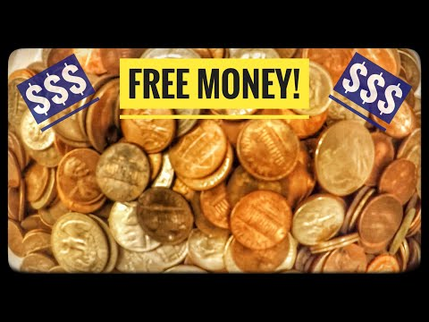 FREE MONEY! Top 5 Places To Find Free Money