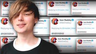 Ивангая хейтят фанаты за комментарий в твиттер