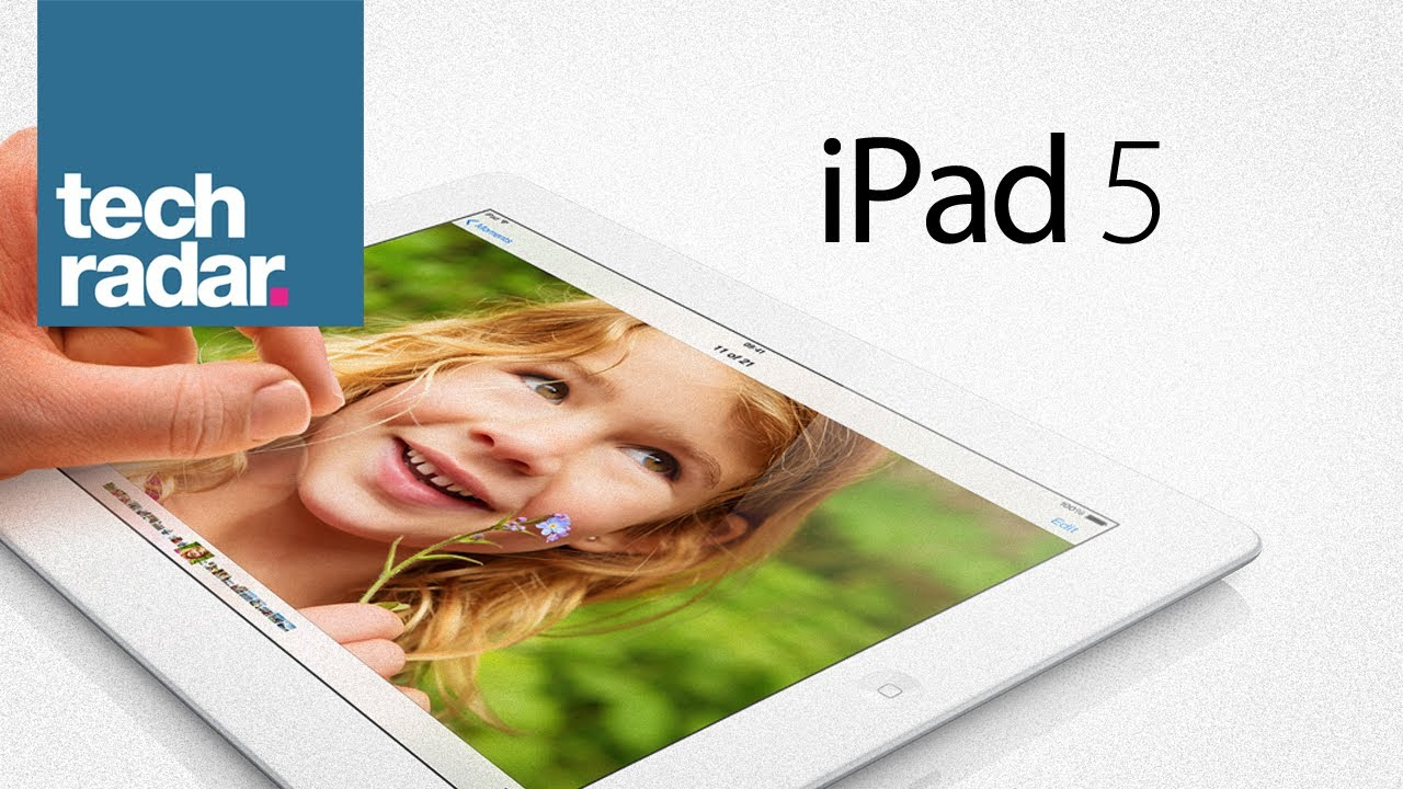 iPad 5 launch: Release date, specs, features & price - YouTube