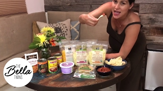 Mexican fiesta in Brie Bella's kitchen! How to make enchiladas with Chef Brie