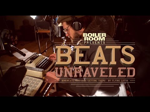 Beats Unraveled #2 by BINKBEATS: Getting There by Flying Lotus