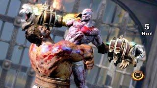 God of War 3 Remastered Walkthrough Hercules Boss Fight Ep 9