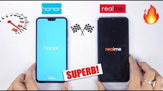 Honor 8X vs Realme 2 Pro Speedtest Comparison & RAM Management [AMAZING TEST] 🔥
