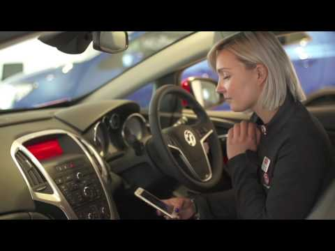 Connecting your phone to your Vauxhall via Bluetooth