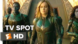 Captain Marvel TV Spot (2019) |