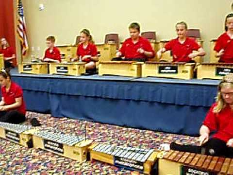 Lititz Elementary School Orff Ensemble - We Come From the Fire