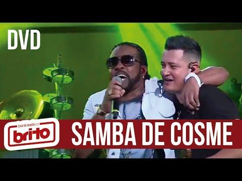 DVD Samba De Cosme   Meu Salve Pra 10