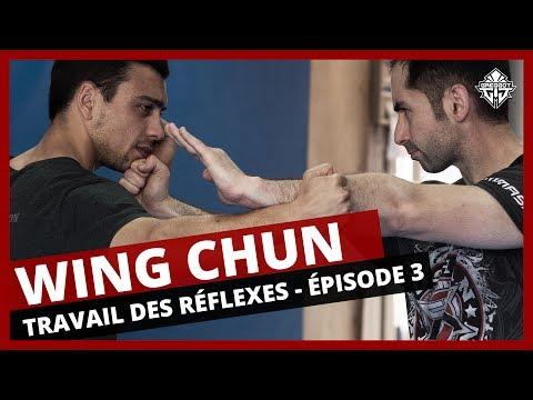 Wing Chun : Travail des Réflexes - Épisode 3