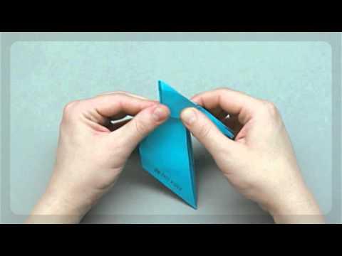 Origami Rabbit by UNICEF Ukraine