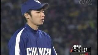 2007/4/10 浅尾拓也1イニング thumbnail