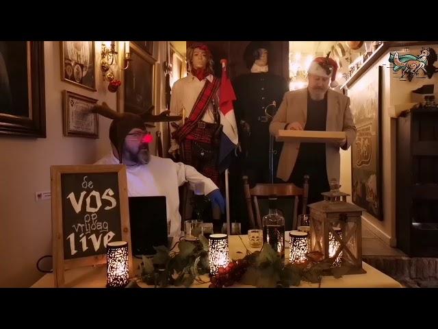 De Vliegende Vos Live - 28-12-2020