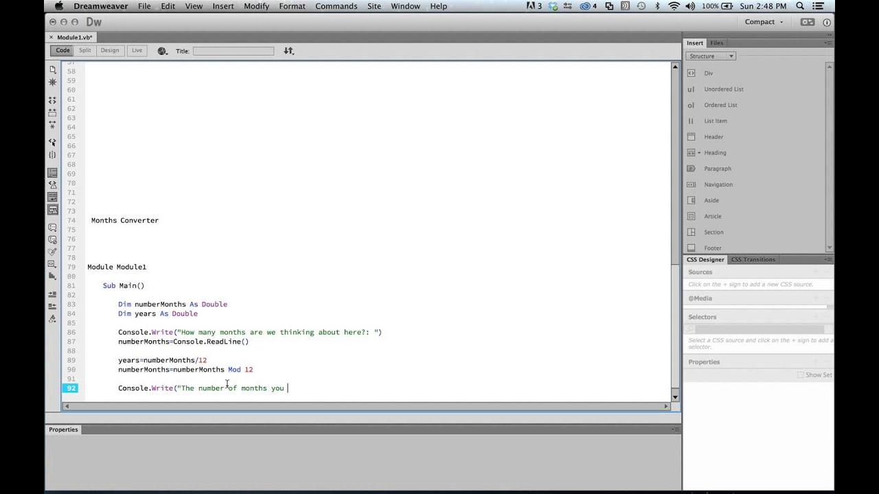 how to make a javascript console app visual studios
