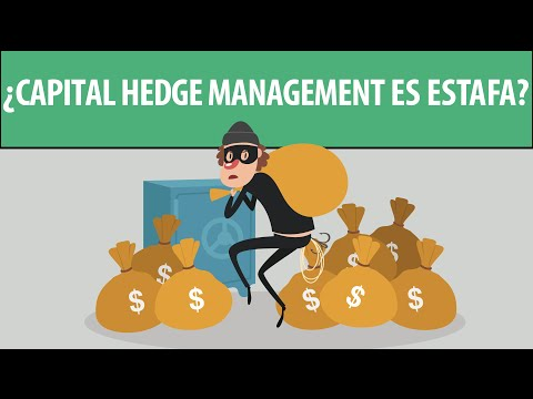 CAPITAL HEDGE MANAGEMENT - ¿Es una estafa? - Revisión