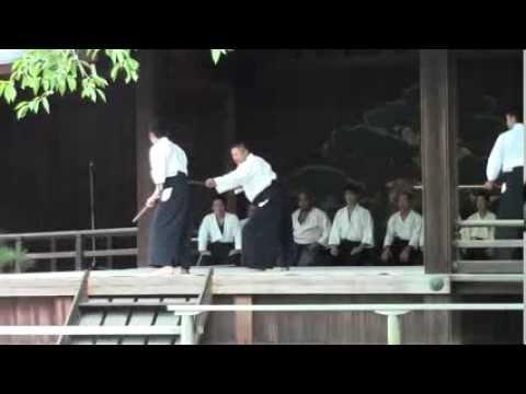 Hitohira Saito, 31 No Jo Kata - Kumi - Jo