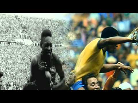 History of football Brazil