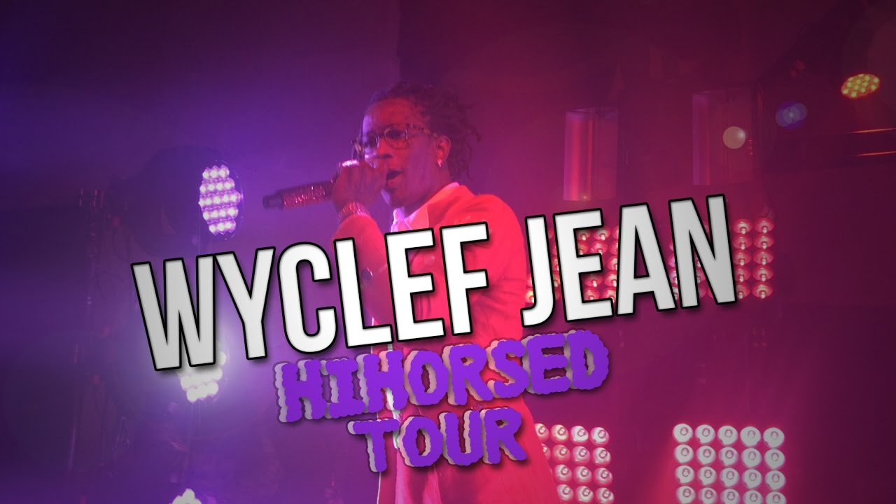 Download YoungThug - Wyclef Jean HIHORSED TOUR !!!