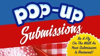 Pop-Up Submissions with Special Guest RC Bridgestock