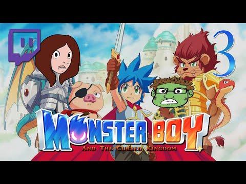 Field Marathon of Doom (Part 3) Monster Boy and the Cursed Kingdom thumbnail
