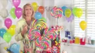 Create A Colorful Candy Buffet - Candywarehouse.com Feature Presentation