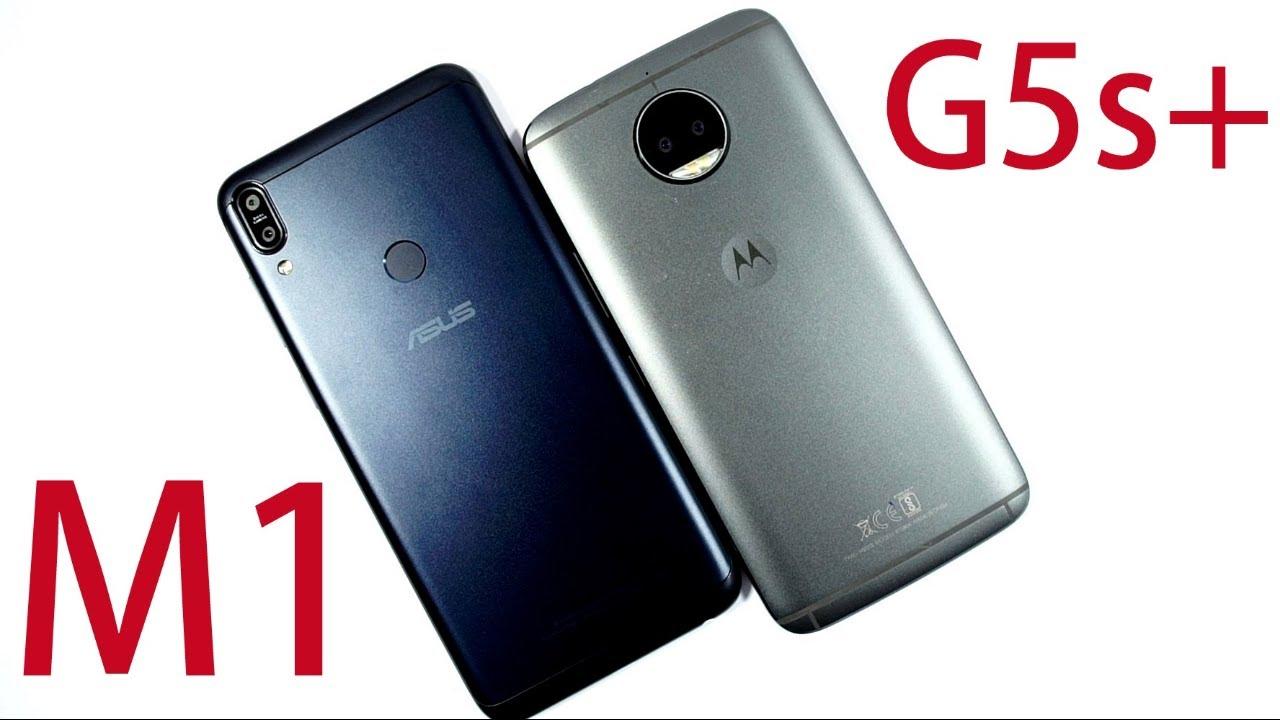 Asus Zenfone Max Pro M1 vs Moto G5s Plus Speed Test