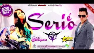 Repeat youtube video Dj Cleber Mix Feat Edy Lemond & Mc Mayara - É Serio (2014)