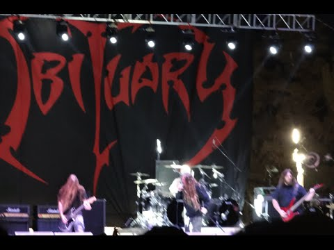 Obituary - Bloodsoaked - YouTube