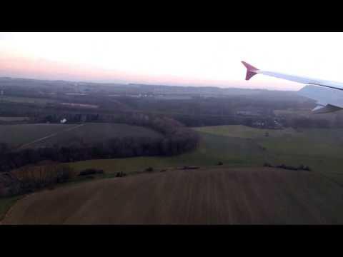 Landing to Dortmund, Germany (WizzAir)