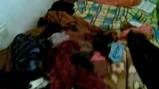 La habitación del caos de Granada - The chaos room