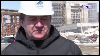 В Южно-Сахалинске в новом кафедральном соборе завершаются отделочные работы