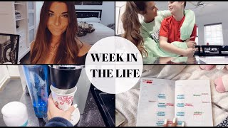 WORK WEEK IN MY LIFE VLOG