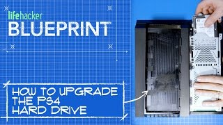 How to Upgrade the Hard Drive of Your PlayStation 4