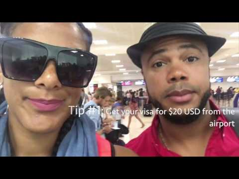 Traveling to Cuba from Mexico and what to do- (SPANGLISH VIDEO)- TRAVEL VLOG|ItsBlenlly