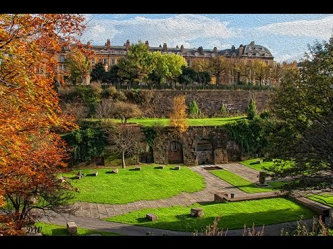 St James Gardens (cemetary) Liverpool - YouTube