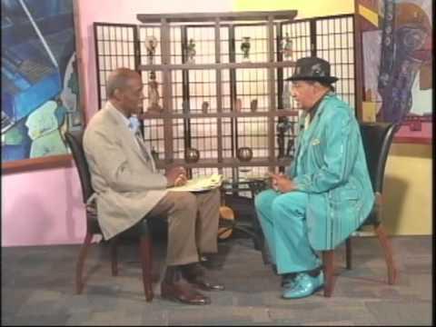 Raphael (Funky Nassau) Munnings Bahamian Artist (2013)   Chapter 1 of 3