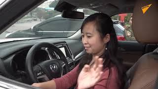 شابة صينية تقطع 70000 كم بسيارتها الخاصة لتصل إلى سورية