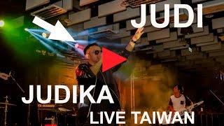 JUDI KONSER LIVE JUDIKA TAIWAN 09-04-2017
