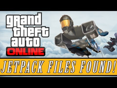 GTA 5 | New Jetpack Files Found In Source Code - Jetpack DLC Coding Leaked After Patch 1.13 (GTA 5 )