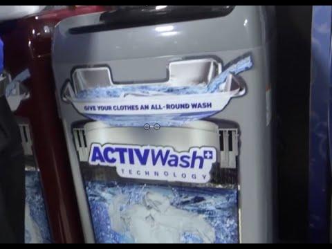 Samsung Active Wash New Washing Machine Review 2014 Youtube