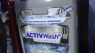 Samsung Active Wash+ New Washing Machine Review 2014