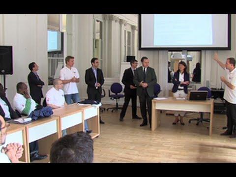 L'Actu - Un école de la sécurité privée à Versailles