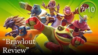 Brawlout Review [PS4, Switch, Xbox One, & PC]