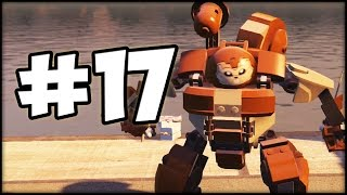 LEGO MARVEL AVENGERS - LBA - Episode 17 : Squirrel Buster!