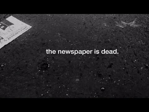 The Indian Express Indian Intelligent | New Promo Ad Video | The Newspaper is Dead